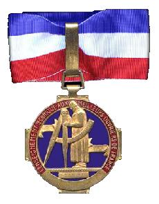 Nicolas Tourrel, médaille du Meilleur Ouvrier de France